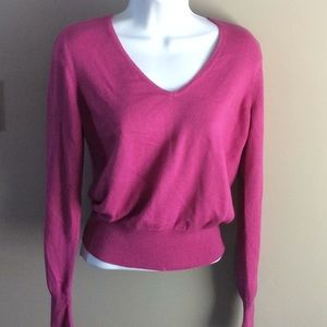 Express Silk and Cashmere Sweater